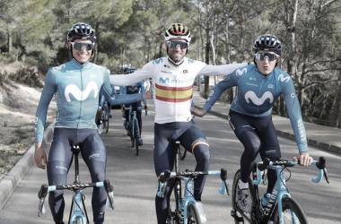 Movistar no llevará el tridente al Tour, Marc Soler irá al Giro