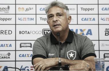 Botafogo está invicto em estreias de treinadores desde 2015