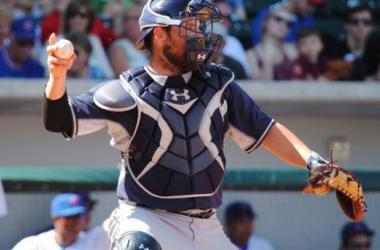 Derek Norris Has Been Clutch For The Padres