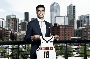 Porter se sometió a una nueva operación. | Foto: nuggets.com