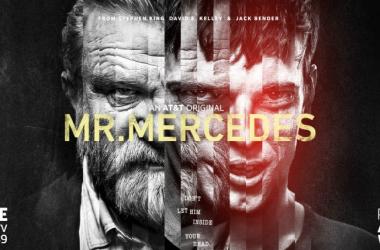 Afiche Mr Mercedes, temporada 2. Fotografía de INSOMNIA