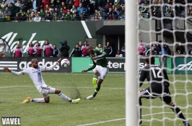 Portland Timbers Draw LA Galaxy In Last Second Thriller