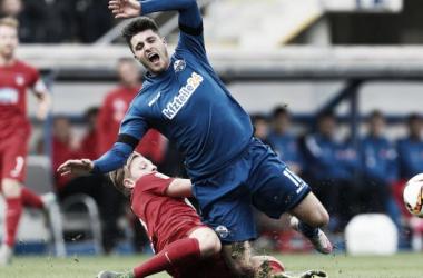 SC Paderborn 07 1-1 1. FC Heidenheim: Grimaldi grabs a share of the spoils for Heidenheim