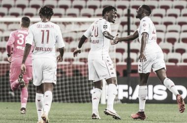 Le Derby da Côte D'Azur: Monaco vence Nice, freia sequência positiva do rival e sobe na tabela