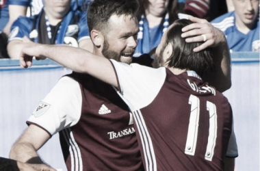 Colorado Rapids storm back twice, leave Stade Saputo with 2-2 draw against Montreal Impact