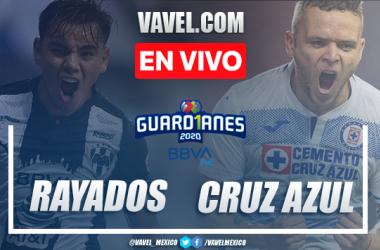 Gol y resumen: Monterrey 1-0 Cruz Azul en Liga MX Guard1anes 2020