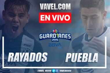 Goles y resumen del Rayados (2) 2-2 (4) en Repechaje Liga MX en 2020
