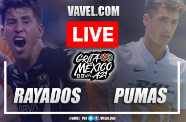 Goals and Highlights: Rayados de Monterrey 2-0 Pumas UNAM in Liga MX 2021