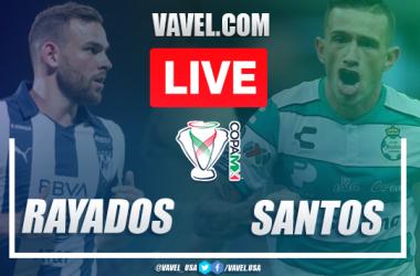 Goal and Highlights: Rayados Monterrey 1-0 Santos in Copa MX 2020