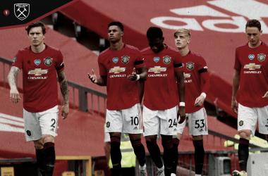 Manchester United apenas empata contra West Ham, mas entra no G-4 da Premier League