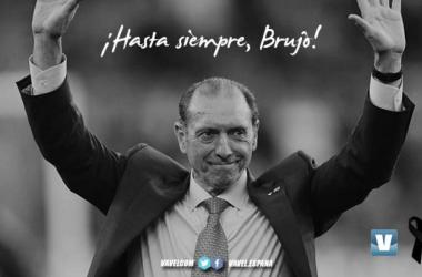 El Real Madrid lamenta el fallecimiento de Quini