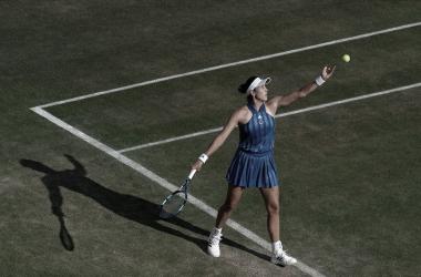 Garbiñe Muguruza venceu Sorana Cîrstea no WTA 500 de Berlin 2021 (WTA / Divulgação)