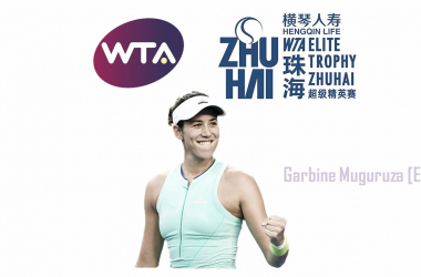 Garbine Muguruza has successfully qualified for the WTA Elite Trophy