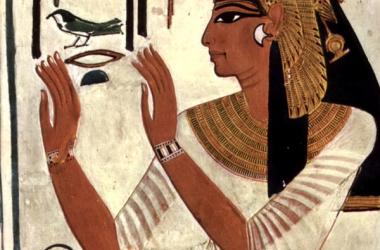 Mujer egipcia. Fuente: Nueva Acrópolis España