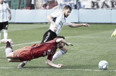 Brown de Adrogué vs Atlético Rafaela.<div>Fuente: Interior futbolero.</div>