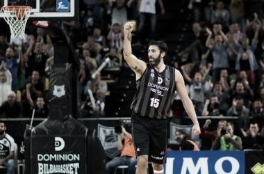 El Dominion Bilbao Basket y Álex Mumbrú, protagonistas de la quinta jornada