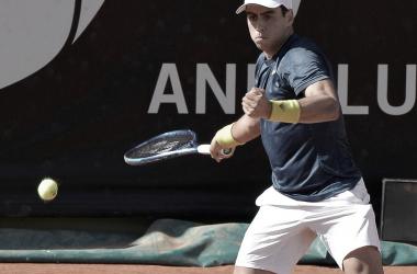 Jaume Munar venceu Carlos Alcaraz no ATP 250 de Marbella 2021 (ATP / Divulgação)