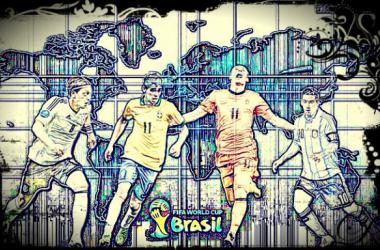 Argentina, Alemanha, Holanda e Brasil lutam por lugares na final