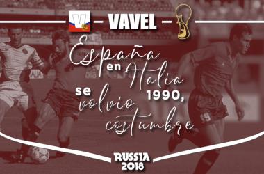 Rafael Vázquez y Davor Jozic disputan un balón en los octavos de final del Mundial | Montaje: Santiago Arxé Carbona (VAVEL)
