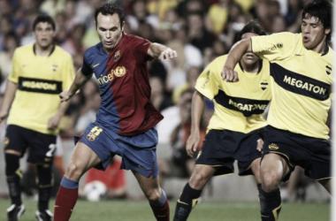 La última participación del Xeneize por la 'Copa Joan Gamper' fue en 2008 | Foto: Mundo Deportivo