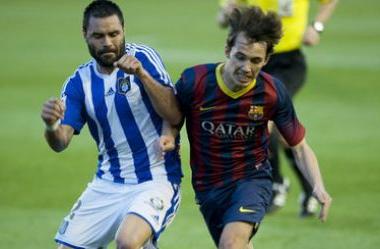 Resumen Recreativo 0-1 FC Barcelona  enTrofeo Colombino 2014
