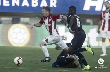 Previa Athletic Club- Eibar: un derbi que mira a Europa