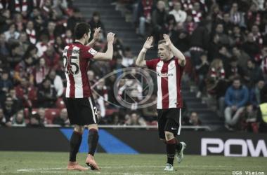 Iker Muniain disputó en San Mamés su partido 200 en Primera División | Foto: UGS