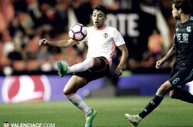El Valencia CF no comprará a Munir