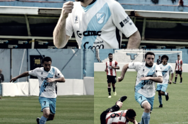 Fabián Muñoz, promete y mucho | Foto: Prensa Temperley