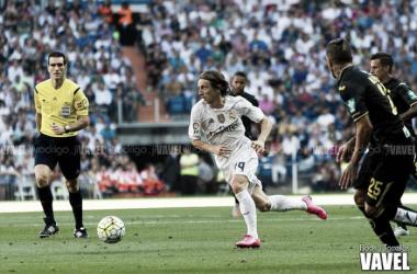 Luka Modric. Imagen: Vavel