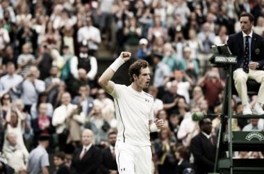 Andy Murray.Jon Buckle/AELTC
