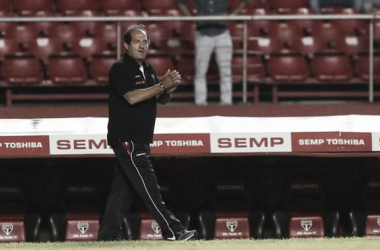 Apesar do empate sem gols, Muricy vê melhora na equipe do São Paulo