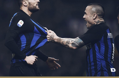 Serie A: vittoria di cuore dell'Inter contro la Sampdoria