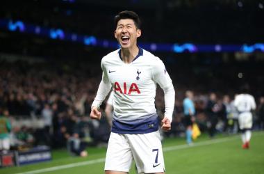 Champions League: va al Tottenham il primo round contro il Manchester City