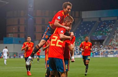 """Europeo Under 21: una """"Furia Rossa"""" si abbatte sulla Francia e porta la Spagna in finale"""
