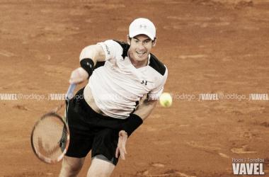 Andy Murray durante el pasado MMO. Foto: Rodrigo Jiménez Torrellas VAVEL
