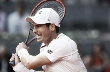 Debut y victoria para Murray