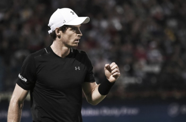 ATP Dubai: Andy Murray saves seven match points in epic win over Philipp Kohlschreiber