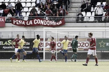 El Cádiz toma la medida a la Nueva Condomina