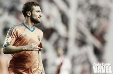 Resumen Valencia CF: Shkodran Mustafi, gris y débil como el equipo