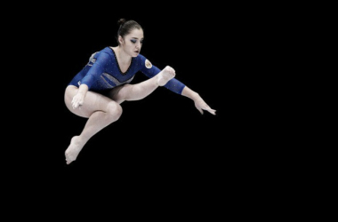 Aliya Mustafina soared in her comeback (Source: Bern2016)