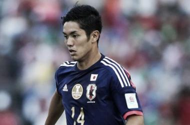 Yoshinori Muto, internacional con la absoluta de Japón | Vía: Vavel