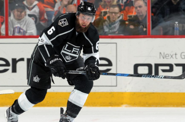 Toronto Maple Leafs acquire Jake Muzzin from Los Angeles Kings