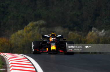 Max Verstappen tops strange FP1 as F1 returns to Turkish GP