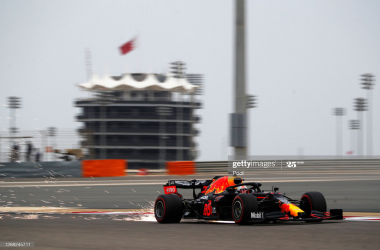 Verstappen shows surprising pace before Qualifying - Bahrain GP