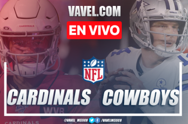 Resumen y touchdowns del Arizona Cardinals 38-10 Dallas Cowboys en NFL 2020