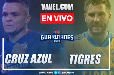 Gol y resumen del Cruz Azul 0-1 Tigres en Liguilla Liga MX 2020