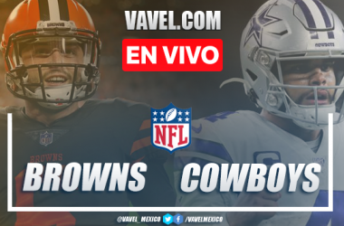Resumen y touchdowns del Cleveland Browns 49-38 Dallas Cowboys en NFL 2020