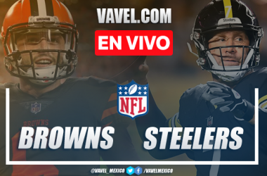 Resumen y anotaciones del Cleveland Browns 7-38 Pittsburgh Steelers en NFL 2020