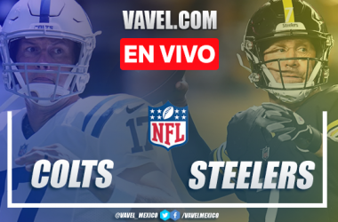Touchdowns y resumen del Indianapolis Colts 24-28 Pittsburgh Steelers en NFL 2020
